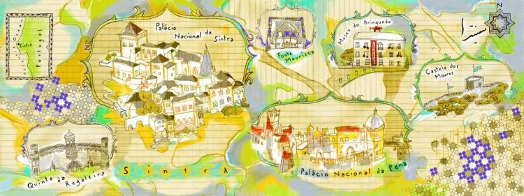 Sintra, Portugal by Nargol Arefi